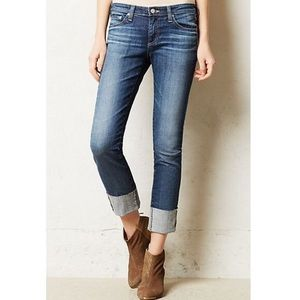 Adriano Goldschmied slim straight Stevie Cuff Jean